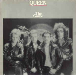 LP 12 - Queen – The Game