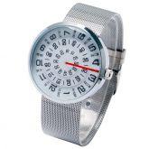 Relógio Números Circulares