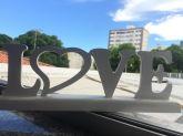 Enfeite LOVE