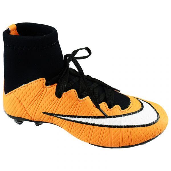 Chuteira Cano Alto Campo Nike Mercurial Superfly FG - KadudaMultimarcas  35b5e13cade903 ... 122050ddb9531