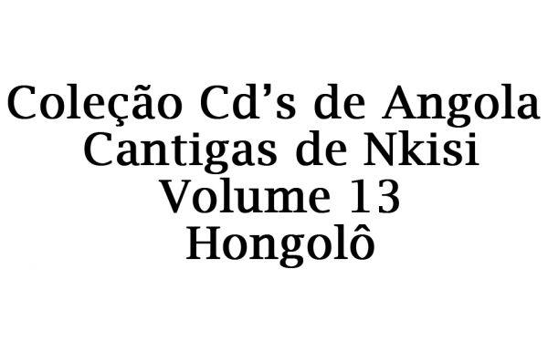 CD 13 - Hongolô