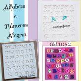 Alfabeto e Números Alegria
