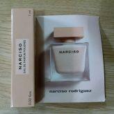 Amostra de Perfume Narciso Rodriguez Eau de Parfum  Poudree  1 ml