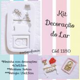 Kit Decoração do Lar - Cód 1180