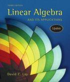 Solucionário Álgebra Linear e Suas Aplicações  – 3ª Edição – David C. Lay