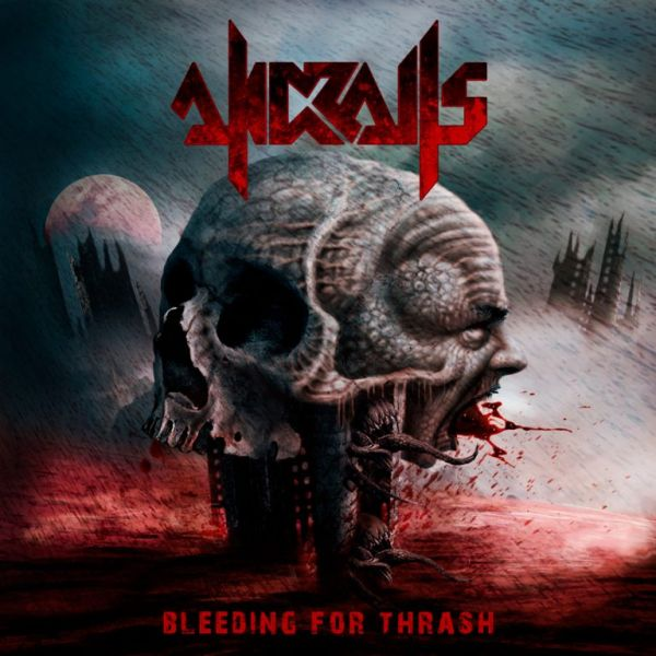 CD Andralls – Bleeding for Thrash