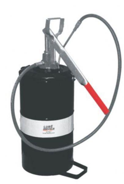 Bomba manual para graxa 14 Kg