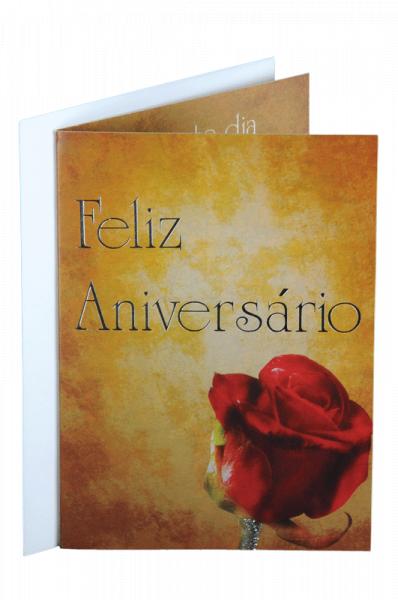 Cartão Aniversário G4