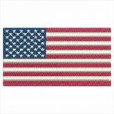 Matriz para Bordar Bandeira dos Estados Unidos