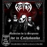 HEIA - Maldición de la Serpiente – Live in Cochabamba