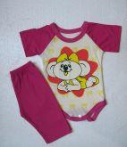 Conjunto Body com calça Lilica - Tam. G