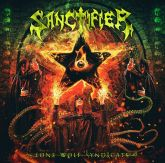 SANCTIFIER - 'LONE WOLF SYNDICATE - DIGIPACK