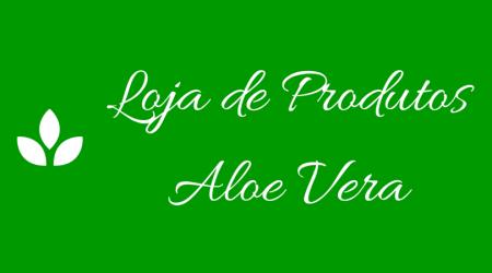 Loja de Produtos Aloe Vera