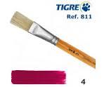 Pincel 811 Tigre Chato