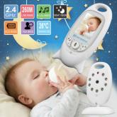 Babá Musical com Vídeo e Monitoramento de Temperatura