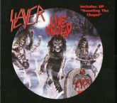 SLAYER - Live Undead / Haunting The Chapel - LP(180gram, Gatefold, Blue)