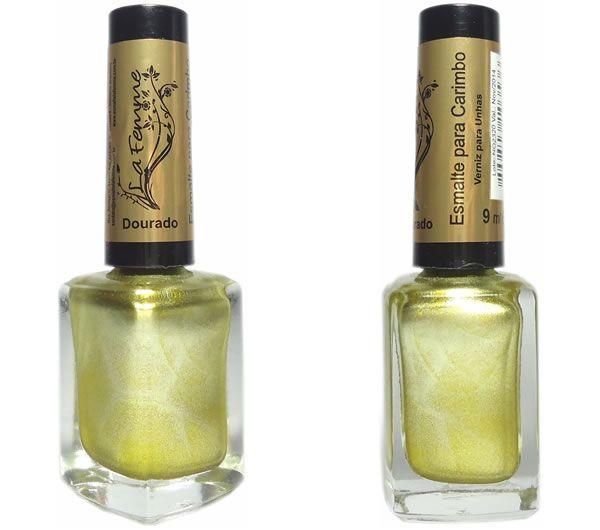 Dourado - Carimbo