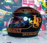 JOHN PLAYER SPECIAL HELMET 1:1 LIMITED EDITION FORMULA ONE F1 NEW