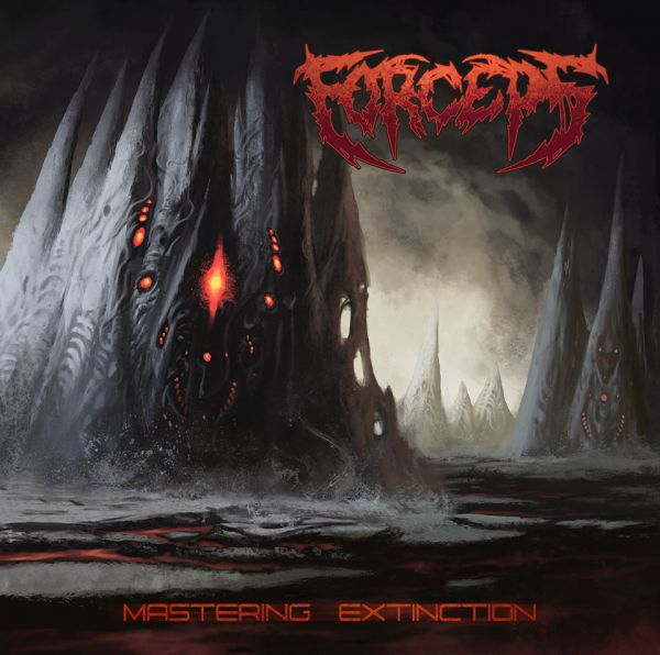 CD Forceps - Mastering Extinction