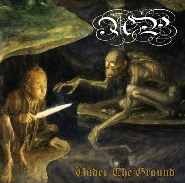 Altú Pagánách ‎– Under The Ground - CD