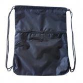 Mini mochila preta para ciclistas