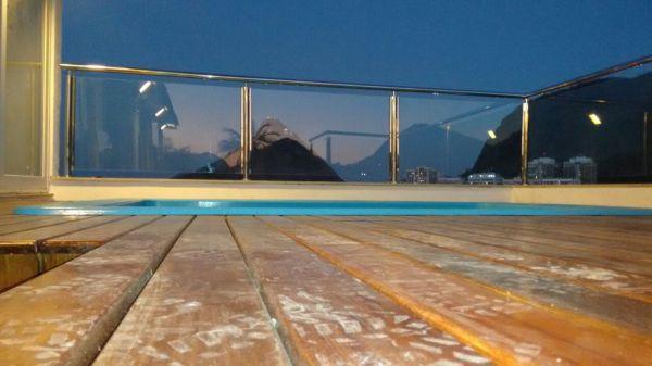 Guarda Corpo- Linha Barra da Tijuca