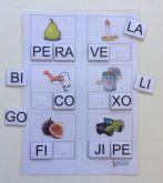 Alfabetização Família Silábica 4
