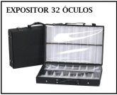 maleta de óculos com proteção de plastico