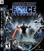 Game - Star Wars: The Force Unleashed PS3