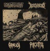 Agathocles & Kerenaneko & Prosuck & Rvota - Split CD