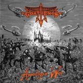 Goatpenis - Apocalypse War - CD Duplo (CD / DVD)