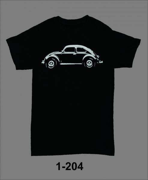 1 - Camiseta Adulto Fusca Lateral