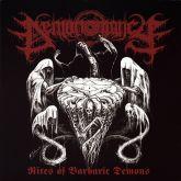 DEMONOMANCY -  Rites of Barbaric Demons - CD