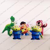 5 Displays de mesa - Toy Story