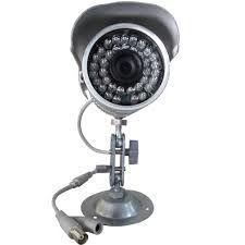 Câmera  infravermelho 1/3 1400L color