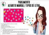 CARTELAS PARA PAREAMENTO COM ALFABETO MANUAL