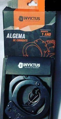 ALGEMA DE CORRENTE,INVICTUS /PRETO