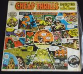 LP 12 - Cheap Thrills - Big Brother & The Holding Company