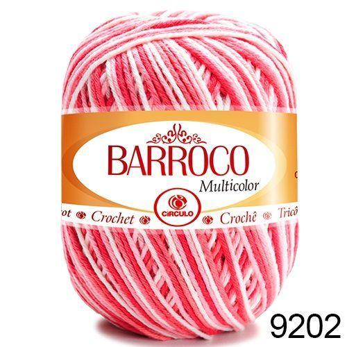 BARROCO MULTICOLOR 9202 - ANTÚRIO