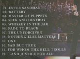 Livro - Metallica - In Their Own Words