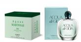 Caixa de Flaconetes - Aguas MARINHAS (Ref. Acqua di Gioia) - 10 Unidades (7,5ml Cada)