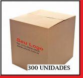 Caixa de Papelão para Transporte Mod G - C:60 x L:60 x A:60 cm -300 unidades