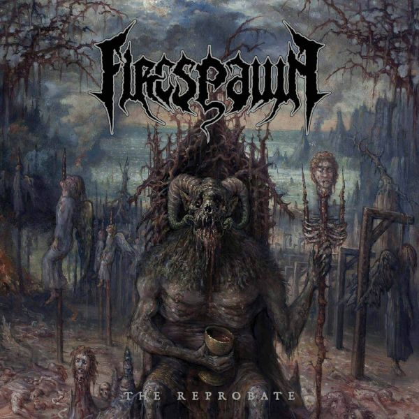 - CD Firespawn - Reprobate (Slipcase Brilho + Pôster)
