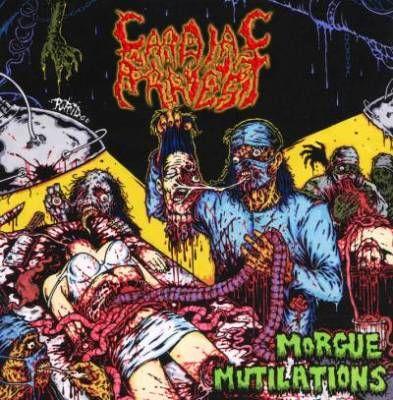 Cardiac Arrest - Morgue Mutilations (Slipcase)