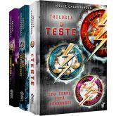 O Teste Livro  Box Trilogia Edição Econômica