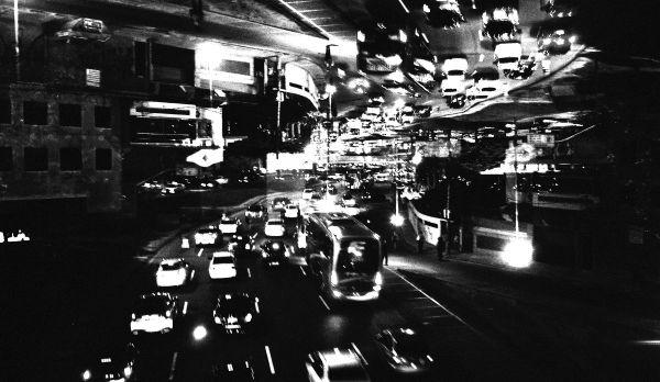 Cidade imaginada esquinas inventadas