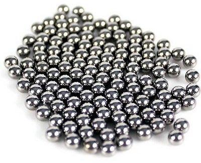 Esferas de aço inoxidável - 50 unidades
