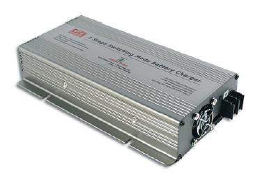 PB-360N-24 Carregador de Bateria 24V 360W Mean Well