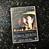 Filme Fomos Heróis (DVD) - USADO
