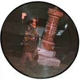 BLASPHEMY - Fallen Angel Of Doom - LP (Picture, Black Hearts)